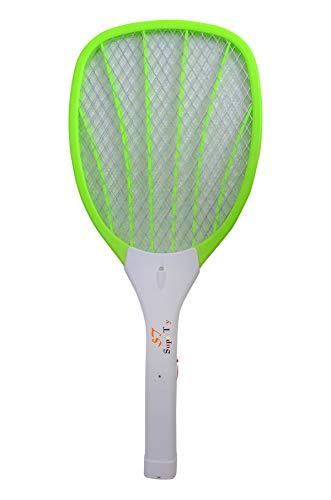 Rechargeable Mosquito Racket/Insect Killer Bat - Multicolor