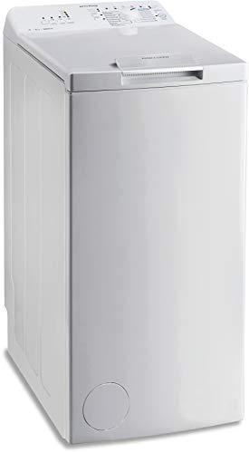 Privileg PWT A51252P (DE) Toplader Waschmaschine / A++ / 5 kg / 1200 UpM / Startzeitvorwahl / Extra Waschen / Extra Spülen / Wolle-Programm / RapidWash-Programme unter 59 Minuten