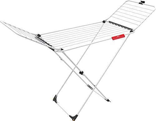 Vileda Extra - Tendedero X-legs acero aluminio, alas