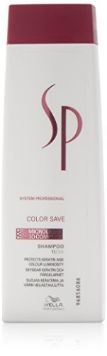 Wella SP Color Save Shampoo (For Coloured Hair) 250ml by Wella