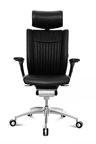 Leder-Chefsessel WAGNER Titan Ltd. S Comfort