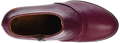 Art Gran Via, Bottes Classiques Femme Violet (Star Cerise)