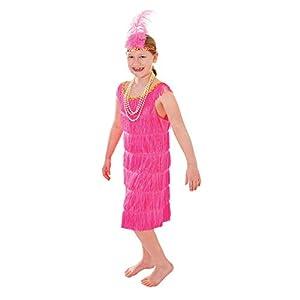 Bristol Novelty cc255trampa vestido, rosa, pequeño