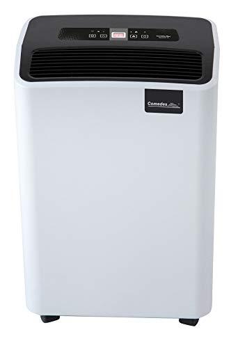 Comedes Demecto 70 - Leistungsstärkster Luftentfeuchter, Bautrockner für große Räume und Keller bis 552m³, bis zu 75 l/Tag
