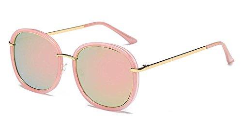 XXFFH Netzwerk Reds Sonnenbrille Polarisierte Sonnenbrille Brille , D (X 54 Hals 16)