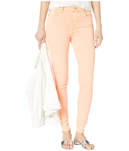 7 For All Mankind Women's The High Waisted Skinny Jeans