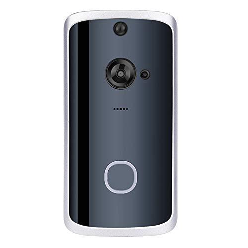 CA&jun Visuelle Smart WiFi Intercom Türklingel Low Power Monitoring Türklingel Intelligent Voice Intercom Wireless Türklingel