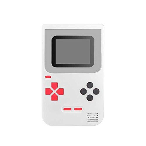 Goglor Handheld Spielekonsole, tragbare Spielekonsole mit eingebauten Spielen 268 Klassische Spiele, Pocket Arcade-Spielekonsole, NES Retro Handheld Konsole, Kinder-Mini-Nostalgik-Handspielkonsole