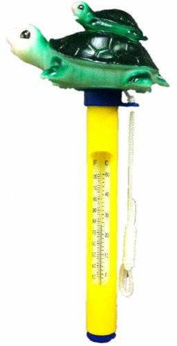 Tartaruga-Termometro galleggiante per vasca idromassaggio spa e piscina - Vasca Idromassaggio Termometro