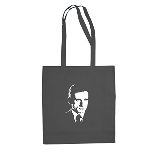 The Don - Stofftasche / Beutel Grau