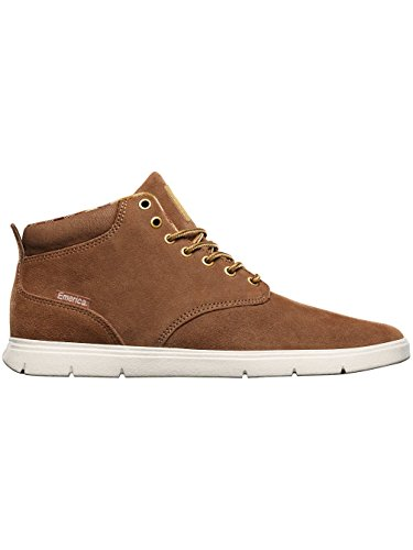 EmericaWino Cruiser Hlt - Sneaker uomo marrón - brown/white/marron
