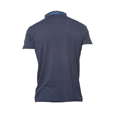 Deeluxe -  Polo  - Uomo Blu scuro