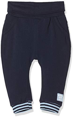 s.Oliver Baby-Jungen 59.911.75.5072 Hose, Blau (Dark Blue 5952), (Herstellergröße: 80)