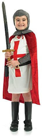 300 Costume - St George Crusader Knight - Costume de