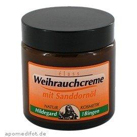 Hildegard von Bingen Weihrauchcreme, 1er Pack (1 x 100 ml) (Fuß-creme-säure)