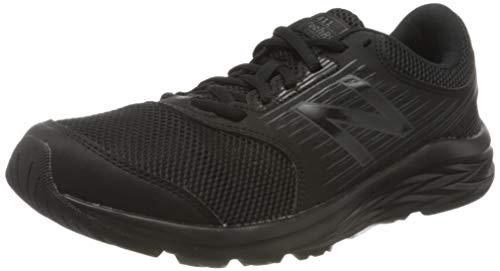 New Balance 411, Zapatillas para Correr de Carretera para Hombre, Black, 50 EU