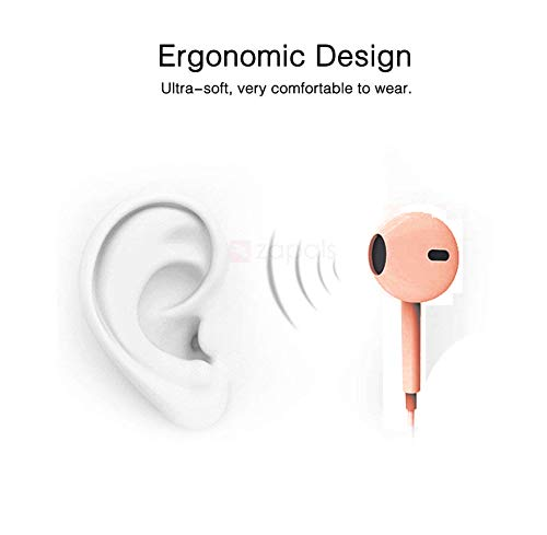 MI CHOICE Combo Extra deep bass in-Ear Headphones/Earphone with mic. (Beige) and Oplus 10000mAh Li-Ion Power Bank (Black+White) with 18w Fast Charging Image 8