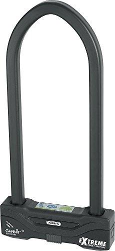 Abus 58608 antifurto ad arco, nero, 31 cm