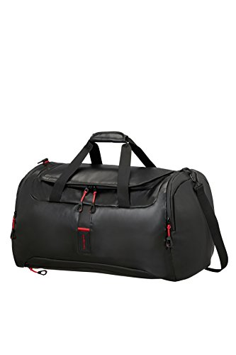 Samsonite Paradiver Light Reisetasche, 61 cm, 84 L, Schwarz (Ipad Samsonite)