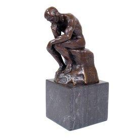 """Auguste Rodin Bronze Skulptur für den Garten – """"Der Denker"""""""