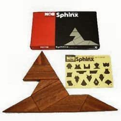 NOB PUZZLE Sphinx by D-1 Products