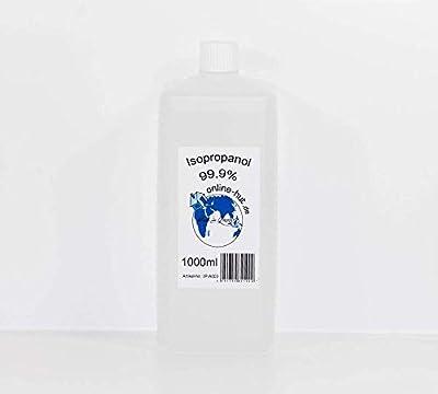 Isopropanol/Isopropylalkohol Klar 99 9%