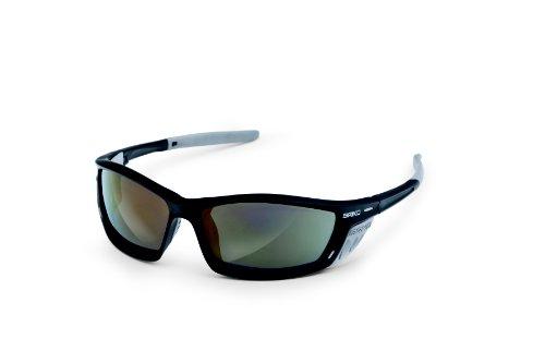 Briko eyeguard Sport Sonnenbrille, Matte Black