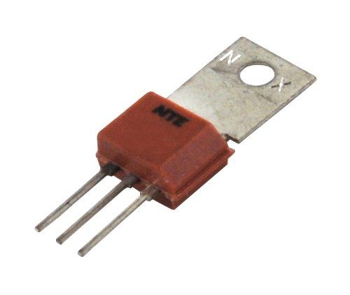 NTE Electronics NTE5456 Gleichrichter, Silikon gesteuert, TO202-Verpackungstyp, 4 Ampere, empfindliches Gate, 200 μA DC, Gate-Trigger-Strom, 300 V Repetitive Peak Reverse Voltage Nte Electronics