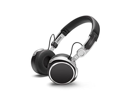 beyerdynamic Aventho wireless on-Ear-Kopfhörer mit Klang-Personalisierung in schwarz. 30 Stunden Akkulaufzeit, Bluetooth kabellos, MIY App, Mikrofon - 7