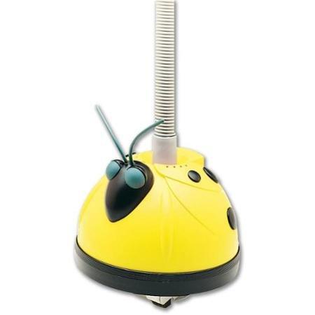 Hayward Aqua Critter Bug automático aspira por encima del suelo piscina limpiador robótico, color amarillo