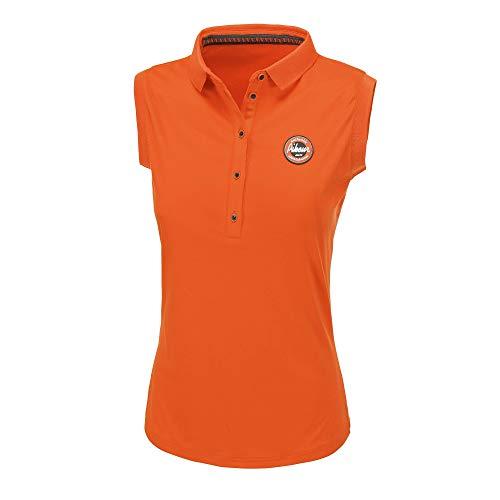 Pikeur Damen Funktions Polo JARLA, Mandarin, 40 - Mandarin Shirt Jacke