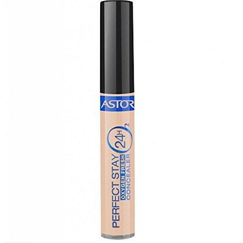 Astor Perfect Stay 24 h Oxygen Correcteur, couleur 2 Sable, 1er Pack (1 x 7 ml)