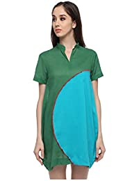 GRASS by Gitika Goyal Women's Tulip Dress