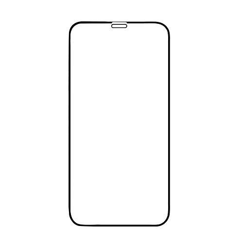 Fcostume 2 Stück Gehärtetes 3D-Glas Transparente Displayschutzfolie Für iPhone XS/XS Max/XR (XS Max)