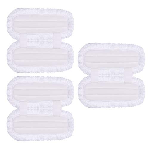 Handheld-ersatz-filter (FBGood Wasser Dampf Mopp Teile (3 Stück Mopp) für Xiaomi Mijia Swdk D Serie Drahtloses Handheld Elektrisches Mopp, Original Ersatzkissen Pads Mopp Stoff Zubehör Reinigung Swerkzeugsätze)