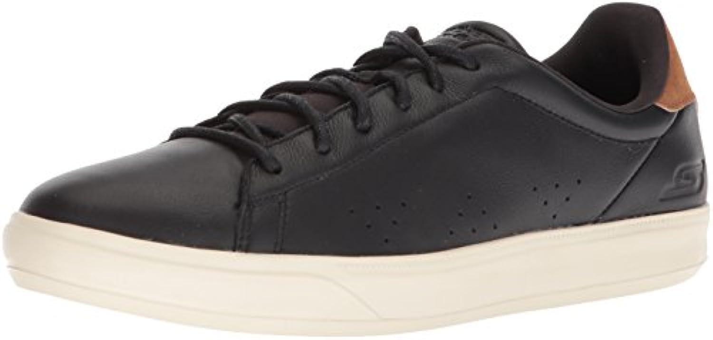 Skechers Herren Go VULC 2 54345 Blk Sneaker