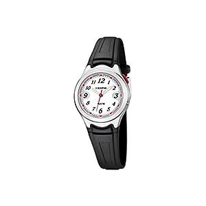 Calypso Reloj Analógico para Mujer de Cuarzo con Correa en Plástico K6067/4
