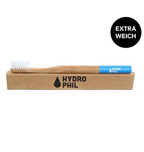 HYDROPHIL Bambus Zahnbürste - soft