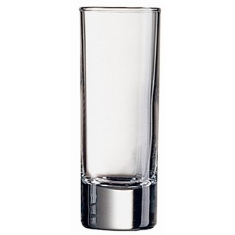 Arcoroc CJ342 Islande Shot Glass, 60 mL, Height: 105 mm (Pack of 72)