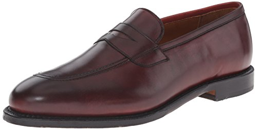 Allen Edmonds Mens Lake Forest Lake Forest Size: 9 UK Oxblood