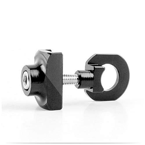 Elviray Faltrad Ultraleicht Aluminium BMX Kettenspanner Verschluss Kettenspanner DIY Modifikation Spezial