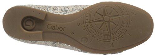 Gabor Gabor Comfort, Ballerines femme Beige (62 sand kombi)