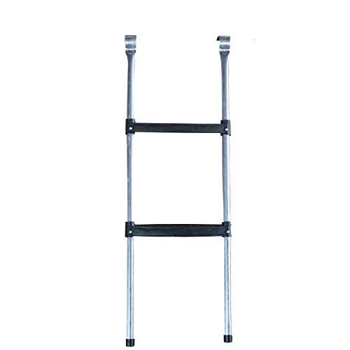 Trampolinleiter 85 cm + 97 cm Einstiegsleiter Leiter Trampolin Gartentrampolin (85cm)