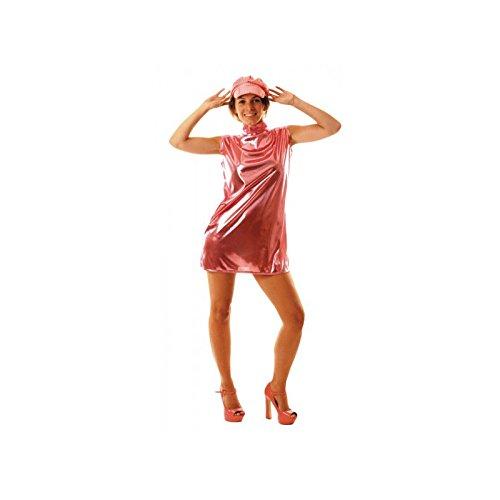 Party Pro-87365412-Kleid Metallic, Rosa, Größe