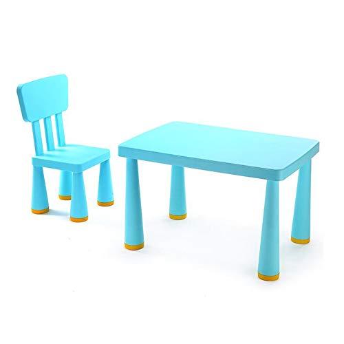 Moderne Ausdrücke Beistelltisch (XUERUI Tische Esstische Tabelle Stühle Einstellen Kinder Jungs Mädchen Kinder Schreibtisch Kleinkinder Möbel Studie Spielen Kindergarten Modisch, Robust Campingtische)