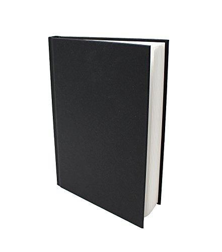 Artway Studio - Bloc encuadernado de tipo libro - Papel sin ácido - Tapas duras - 170 gsm - Formato de retrato - 48 hojas - Retrato A5-210 x 148 mm