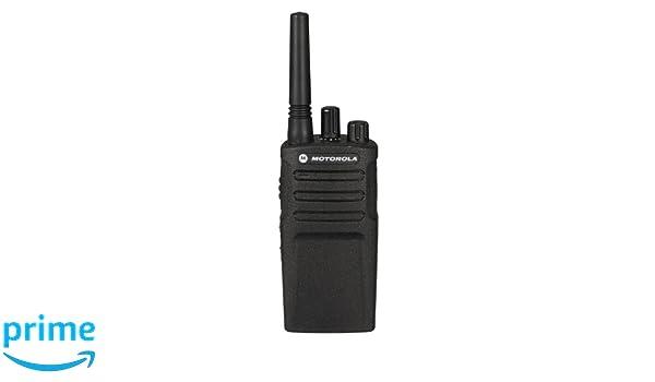 Walkie-talkie Motorola Xt420 Schwarz Betriebsfunkgeräte