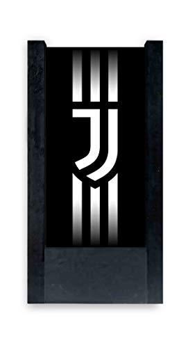Lampada da Tavolo nera Juve - logo