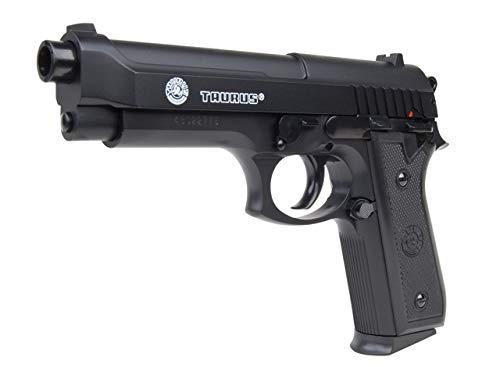 KOSxBO® Set Taurus PT92 H.P.A. Metallschlitten, Federdruck inklusive 6 mm Premium BB Munition