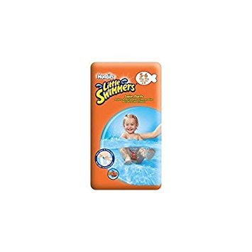 Huggies Little Swimmers Swim Pants Size 5-6 12-18kg x 11 per pack